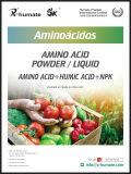 Het Gebruik van de Meststof van het Aminozuur van de Zuiverheid van 80%