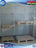 Recipiente de malha de aço / gaiola / armazenamento para o local de construção (FLM-K-003)