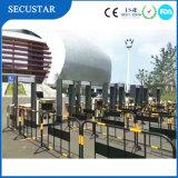 7 LCD van de duim de Gang van de Poort van het Scherm door de Detector van het Metaal voor de Veiligheid van Posten