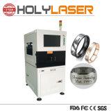Faser-Farben-Laser-Markierungs-Maschine für Küche-Waren
