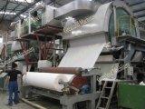 単一のドライヤー単一シリンダーティッシュ機械トイレットペーパー機械