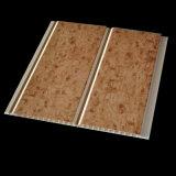 200mm*5mm 1.7-1.8kg中間の室内装飾(RN-19)のための溝によって修飾されるPVC天井板