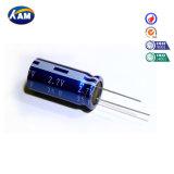 감기 유형 2.7V 25f Supercapacitor 의 매우 Kamcap 상표와 저가를 가진 축전기