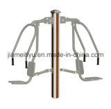 Equipos de gimnasia al aire libre de la serie Zijincheng empujar sillas