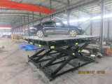 Portable Hydraulique Rotary Car Parking Lift