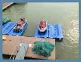 Kaufensich hin- und herbewegender Boots-Ponton für Strahlen-Ski-Dock