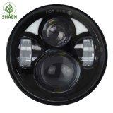 クリー族LED車ライトHarleyのための自動ランプ5.75のインチ40W