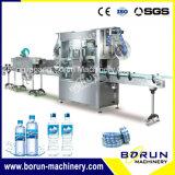 Máquina de etiquetado doble del embalaje del encogimiento de las pistas para la carrocería y los casquillos de la botella