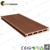 Preço composto plástico de madeira do bom Decking