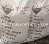 Het Chloride van het zink voor de Batterij van het Plateren en Chemische Agent