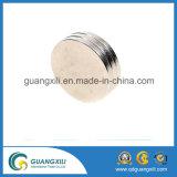 Magnet der Magneten 1.26 des Neodym-N52 '' rund
