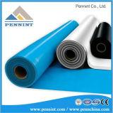 El cloruro de polivinilo de plástico de PVC de membrana impermeabilizante material de cubierta