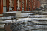 Kohlenstoff schmiedete Stahlflansch für Wind-Aufsatz