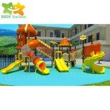 Parc de loisirs de Certification SGS de l'équipement de jeu de Jeu pour Enfants Jouets Terrain de jeux extérieur Kids Diapositive