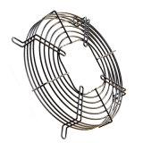 Precisión cromado de Protección de malla de rejilla del ventilador