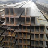 Viga de acero de H con el uso galvanizado de la superficie y de los agujeros para el marco