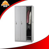 3-deuren de Kast van de Opslag van het Compartiment van het Staal