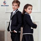 Atacado Black School Uniform Suit