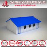 Bon prix PPGI couleur feuille de toiture en métal ondulé