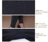 Pantaloni lavorati a maglia lane dei yak/pantaloni del cachemire/pantaloni cachemire dei yak