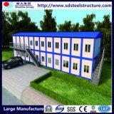 Structure métallique de Conteneur-Expédition de Construction-Lumière à la maison de conteneur