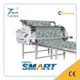 Máquina de extensión automática hecha punto maquinaria de la tela de la ropa de la ropa