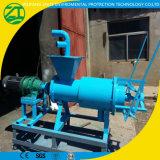 El pato y pollo o cerdo/animal Dewater la máquina, el separador de estiércol, el separador de líquido sólido