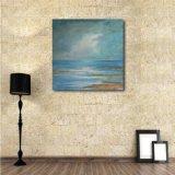 Pintura de paisaje abstracta para la decoración casera