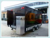 Новая тележка доставки с обслуживанием трицикла газа типа