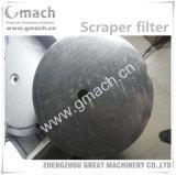 Placa perfurada, placa de disjuntor, placa de filtro para filtro de fusão Trocador de tela