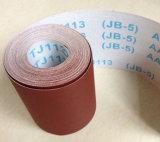 Nuevos productos de papel de lija Flexible/Paño abrasivo rodillo caliente vender