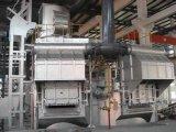 - Потери Low-Nitrogen Low-Combustion Оксидное регенеративного вращающегося сита Double-Chamber алюминиевых плавильных печах