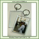Promotion Custom Design Blank Acrylic Keychain (S0P070)