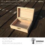 Rectángulo de tarjeta que juega de madera por encargo popular al por mayor de Hongdao Packaging_D