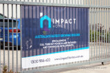 Cheap Price Free Design Fence Mesh Publicité Bannière Avec Impression