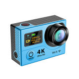 Le prix usine 4k imperméabilisent l'appareil-photo sans fil d'action de sport avec à télécommande