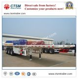 Semi Reboque Plataforma para Transporte de Contentores 40FT