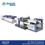 Machine de revêtement UV automatique Sgzj-1200 pour traitement du papier