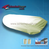 Cubiertas barco inflable de color beige