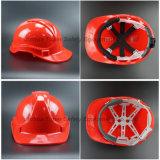 Casque de moto Casque Casque de sécurité HDPE Air-Ventilation Hard Hat (SH501)