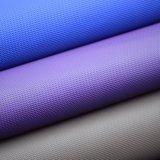 Einfaches strukturiertes dekoratives PU-Leder, verpackenleder, Beutel-Leder