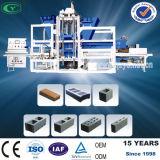 Poreux creux automatique// Standard couleur8-15 machine à fabriquer des blocs (QT)