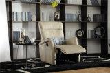 Cadeira de braço de design simples com função reclinável