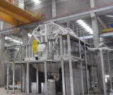 Filtro de múltiples discos de recuperación de pulpa de papel Máquina línea de equipos de espesamiento