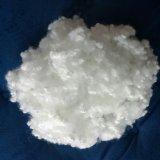 リサイクルされた100%年のシアン化水素ポリエステルステープルファイバ