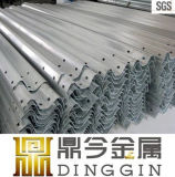 Gute Qualitätsstahldatenbahn-Schutz-Schiene in China