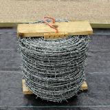 직류 전기를 통한 가시철사 담 제조자 (EBW-15)