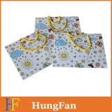 Bolso de compras de papel de empaquetado del regalo medio de la talla