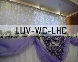 Rideau de décoration de mariage