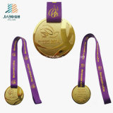 Medaglia su ordinazione del premio del Sandy del migliore di vendita dei prodotti oro di Kirsite per il commercio all'ingrosso